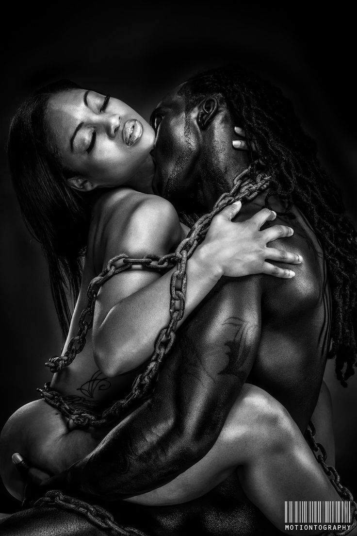 Black erotic art