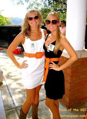 Tennessee volunteers girls nude
