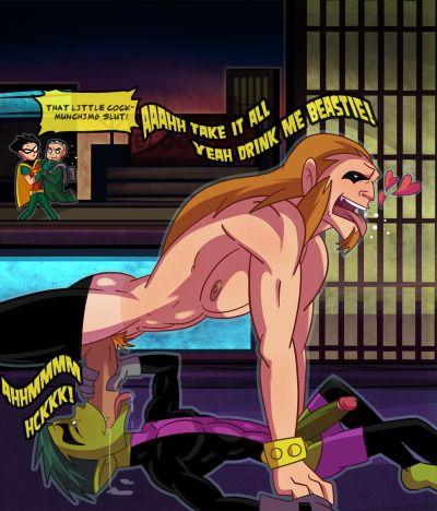 Gay beast boy naked