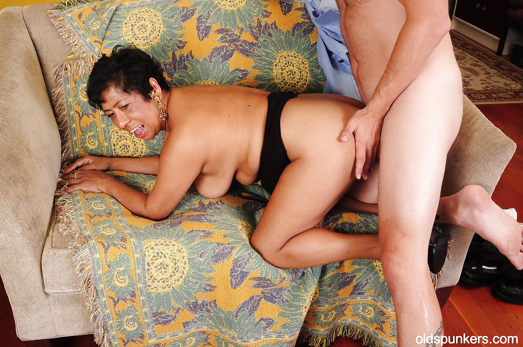 Mature latina sex