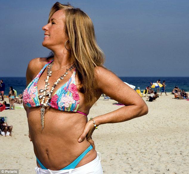 mature bikinis Real women