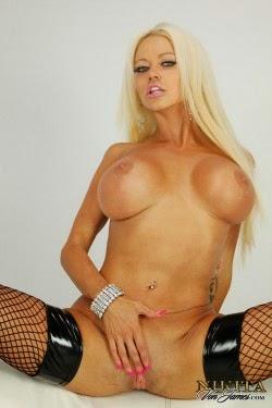 Hot busty blonde pornstars