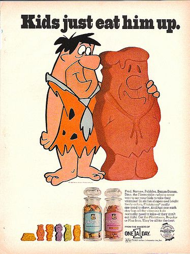 Flintstones breast expansion