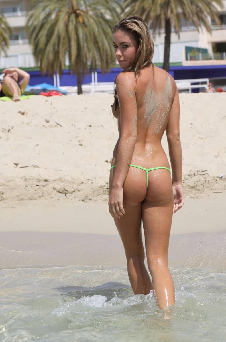 Verunka fasterova beach