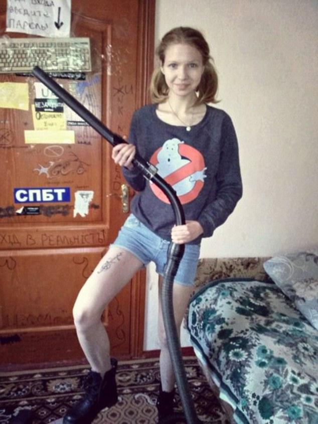 Ukrainian teen models
