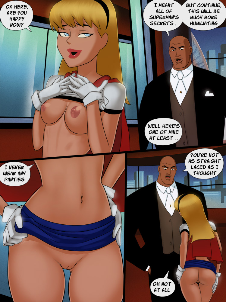 Mine very super girl naked having sex with superma inquiry