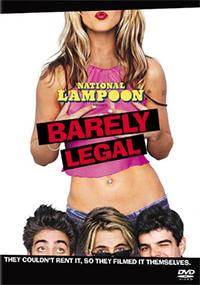 Barely legal nudist colonies
