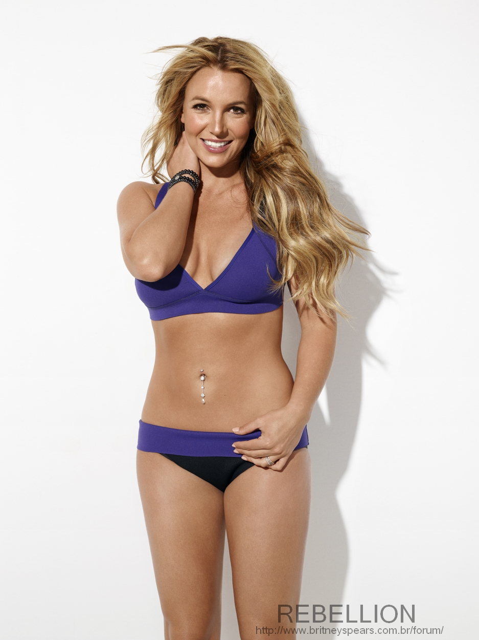 Britney spears new bikini