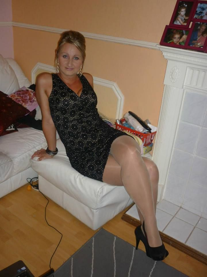 Candid mature pantyhose tumblr