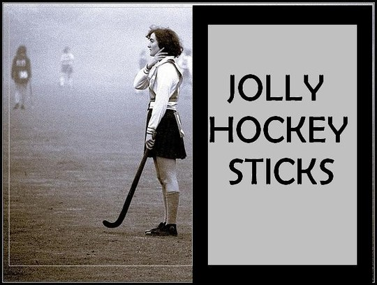 Jolly hockey sticks