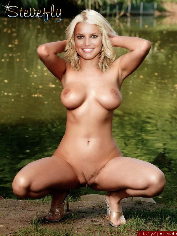 Jessica and ashlee simpson nude