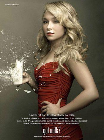 ads Teen print