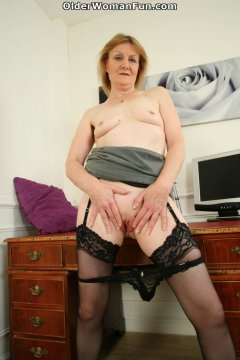 grannies English old nude