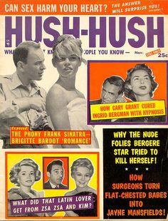 Hush magazine nude