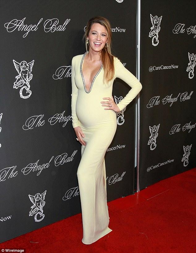 Blake lively pregnant