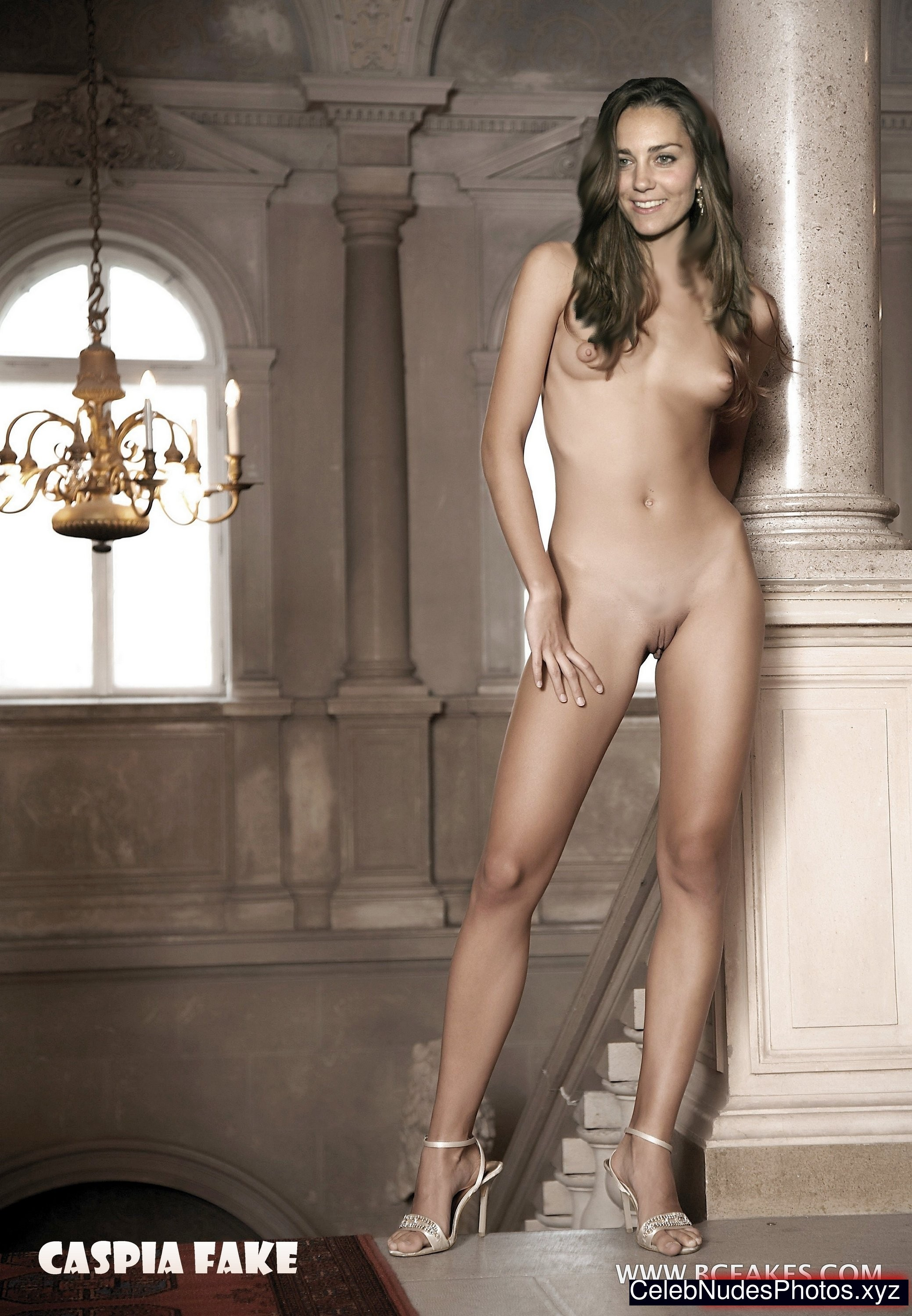 nude Kate naked middleton