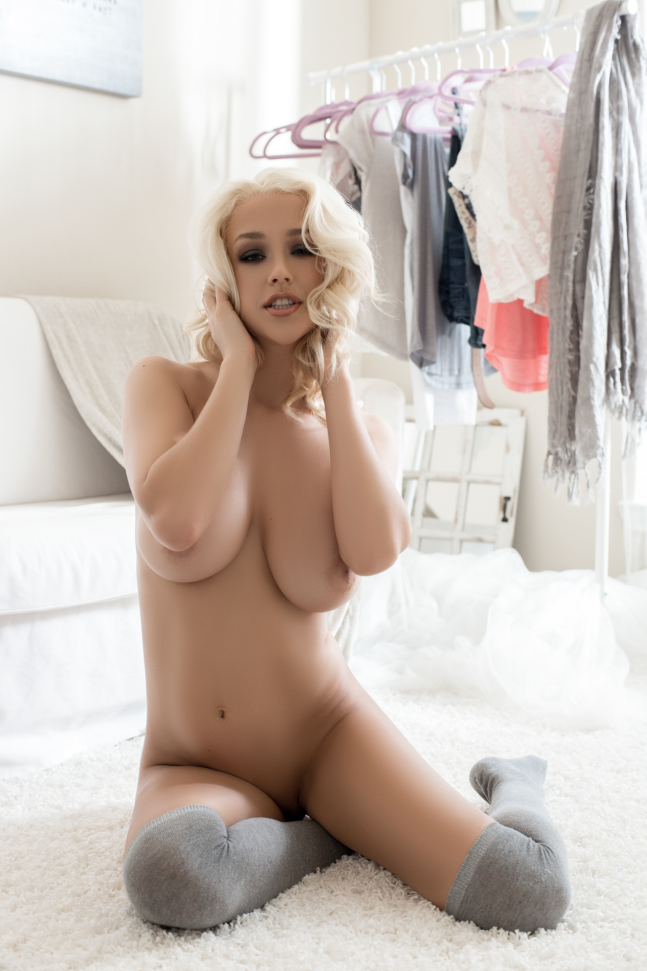 Bedroom flirt sabrina nichole playboy