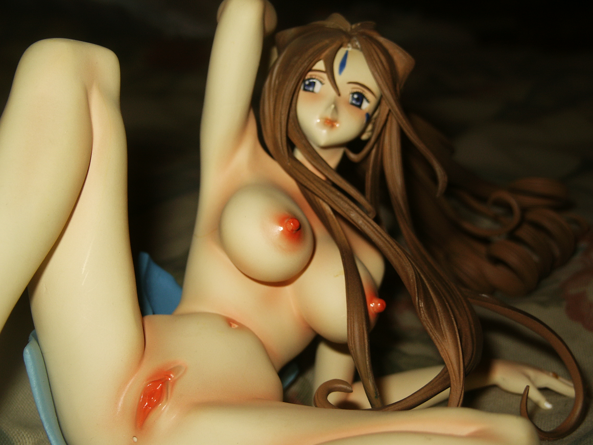 Oh my goddess belldandy nude