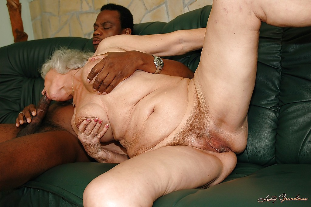 black fucks cock granny a big Hot