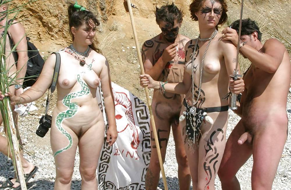 Nude nudist nudism life home video