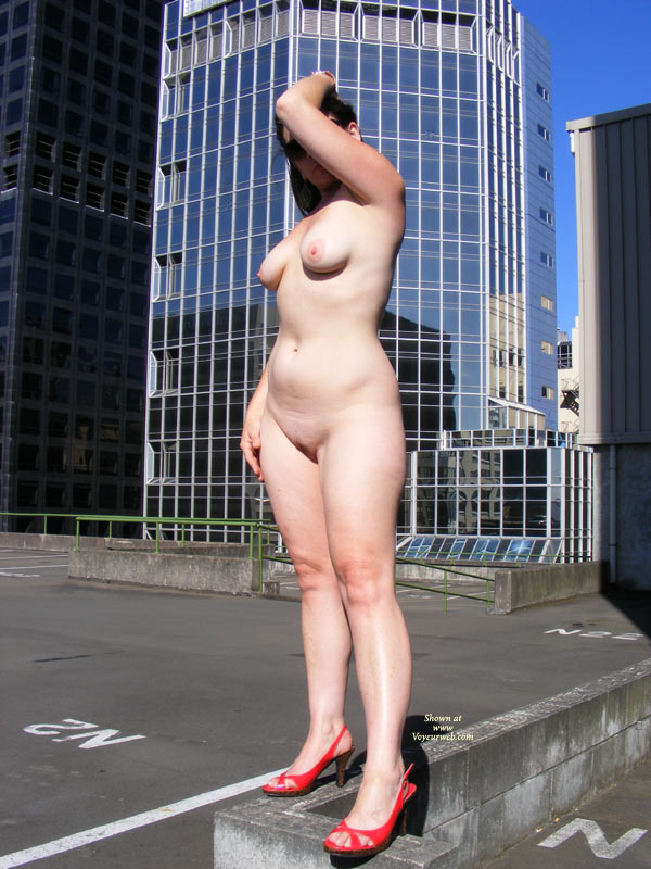 Nude girl naked pale white ass