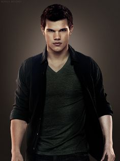 lautner as jacob black Taylor