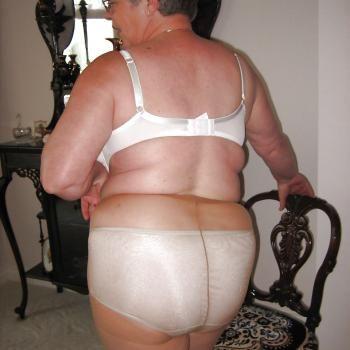granny panties Bbw
