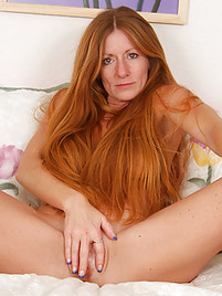 long Milfs hair with