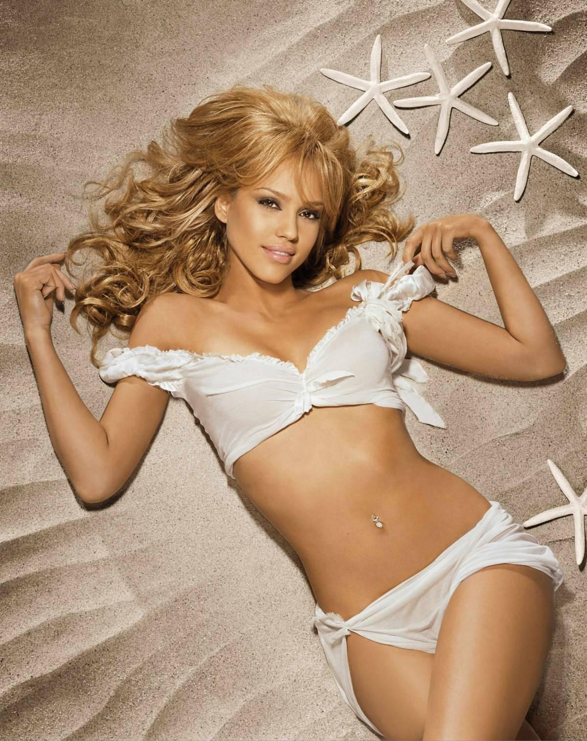 Jessica playboy nude women