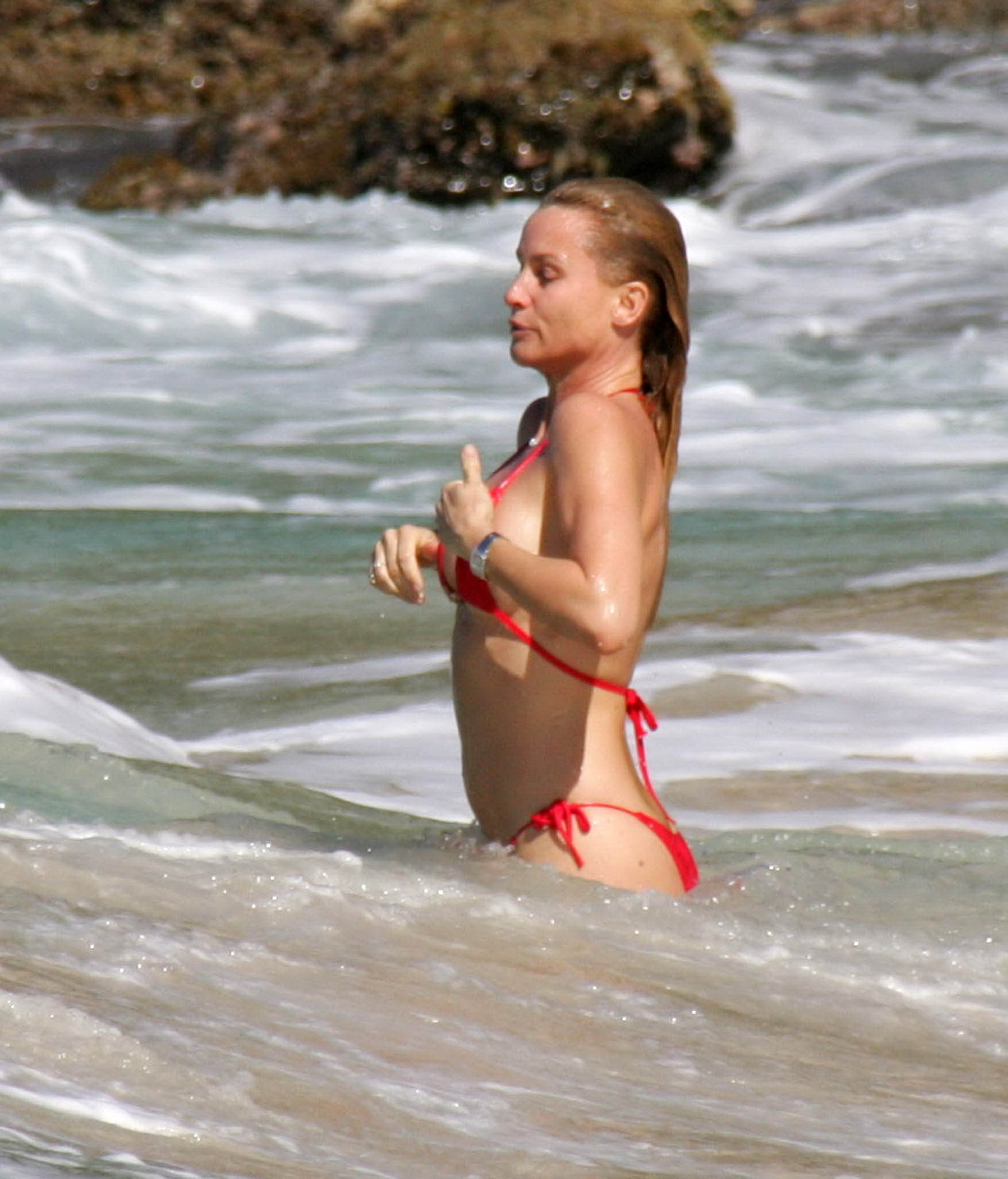 sheridan nude Nicollette