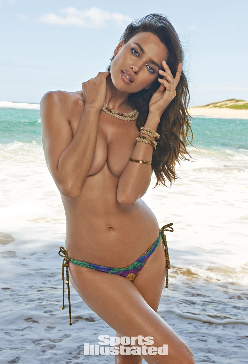 Sports illustrated swimsuit irina shayk