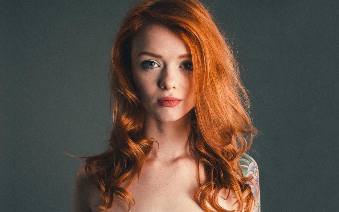 Redhead women porn