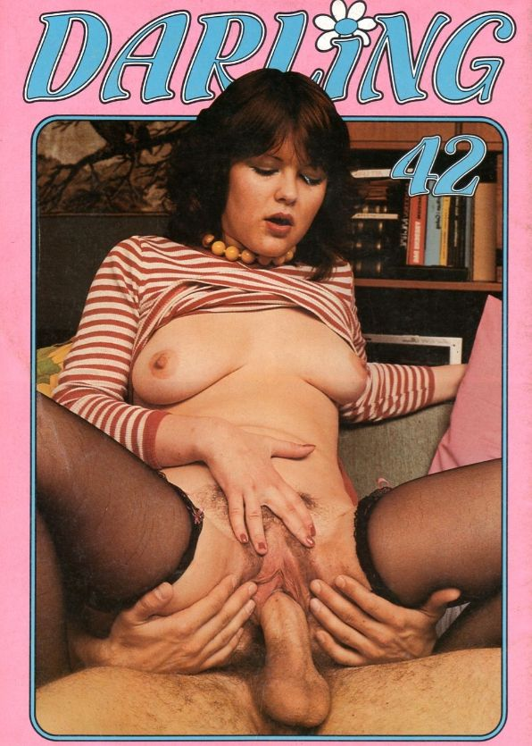 Vintage porn magazine covers