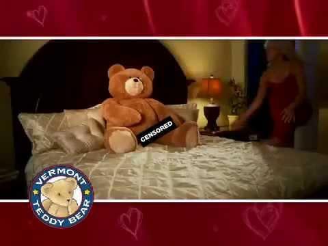 bear Sex with teddy