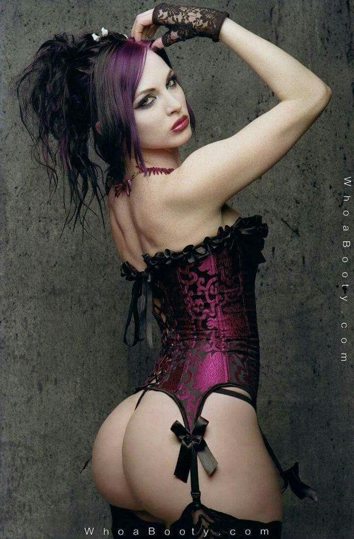Goth porn stars