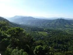 Dominican republic landforms