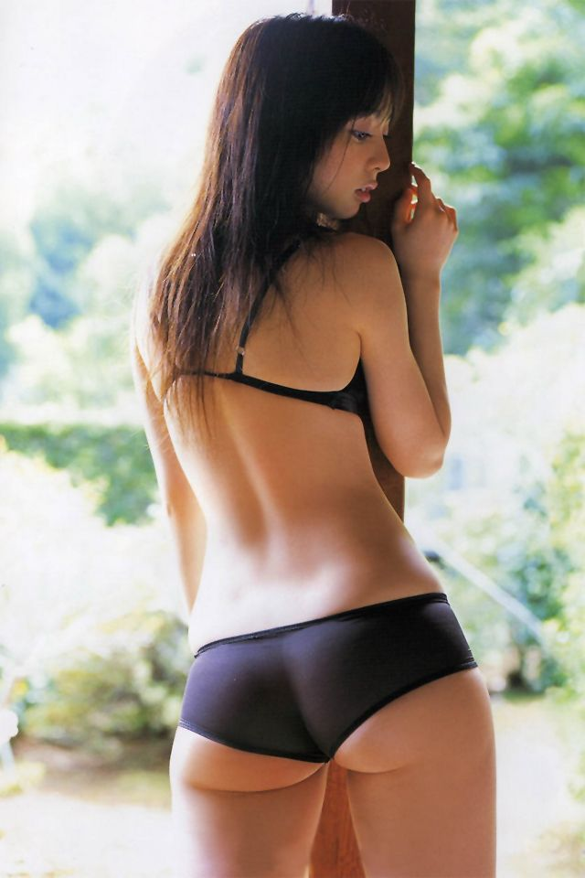 Sexy lingerie ass asian girl xxx