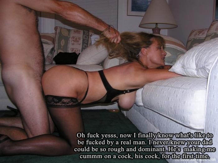 Fantasy cuckold captions