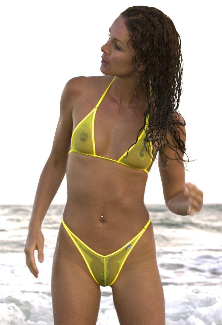 Athletic milf nude beach