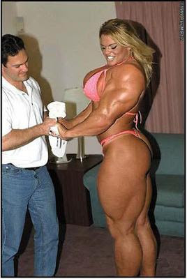 bodybuilder women Female lesbian muscle
