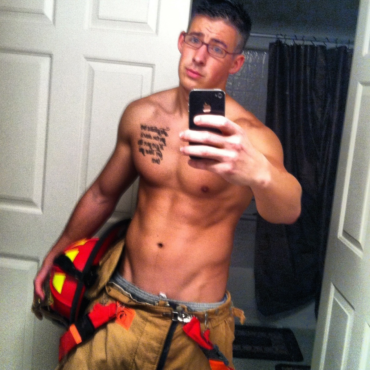 Hot naked gay firemen