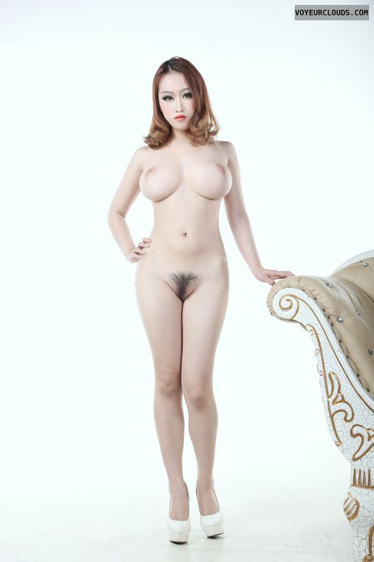 asian girl High res nude