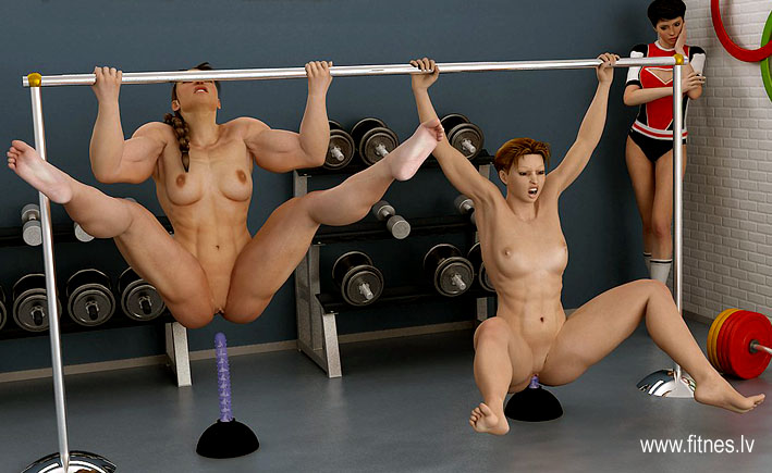 Situation female body builders nude