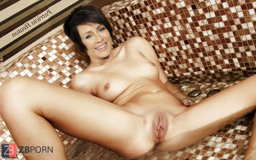 heaton porn Patricia naked