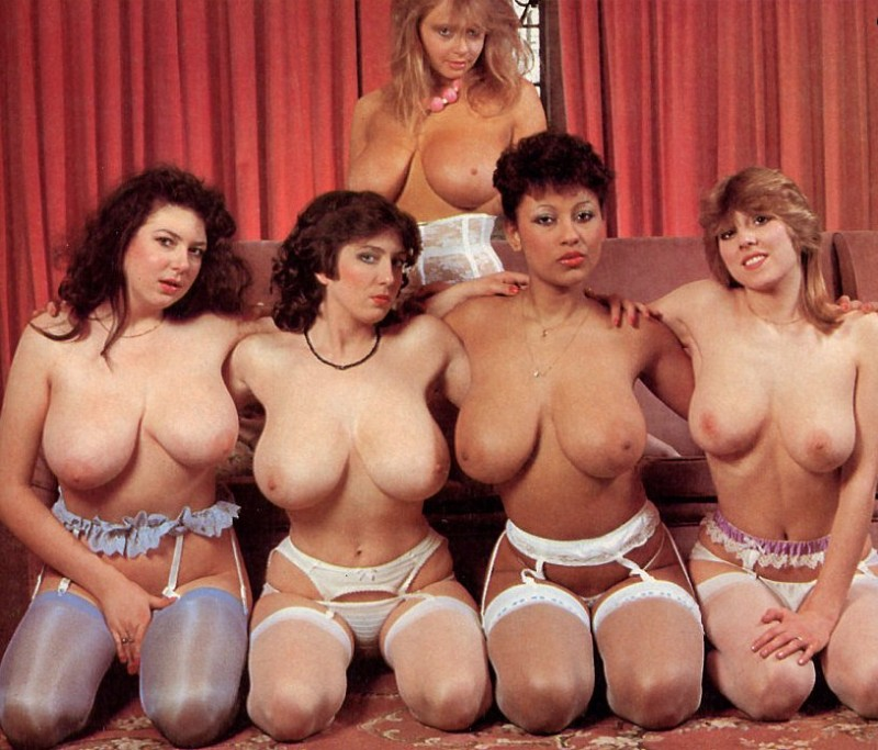 Vintage nude group tumblr