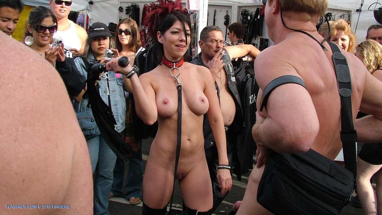 Naked folsom street fair