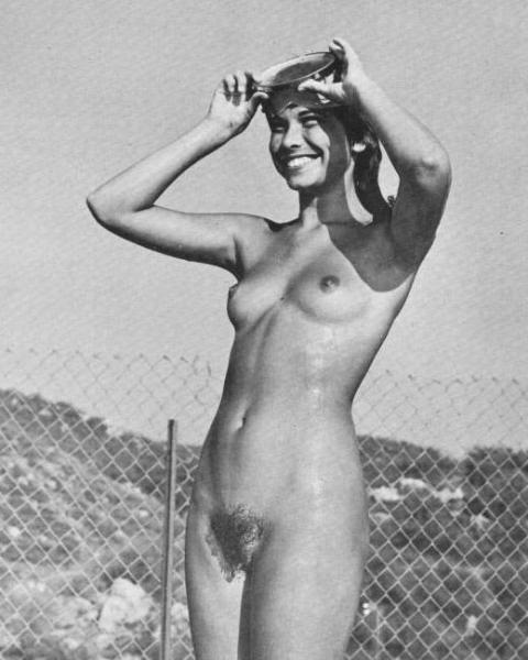 porn Naturist vintage