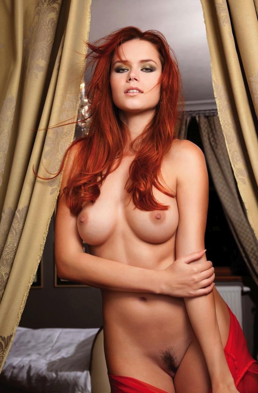 Hot redhead porn
