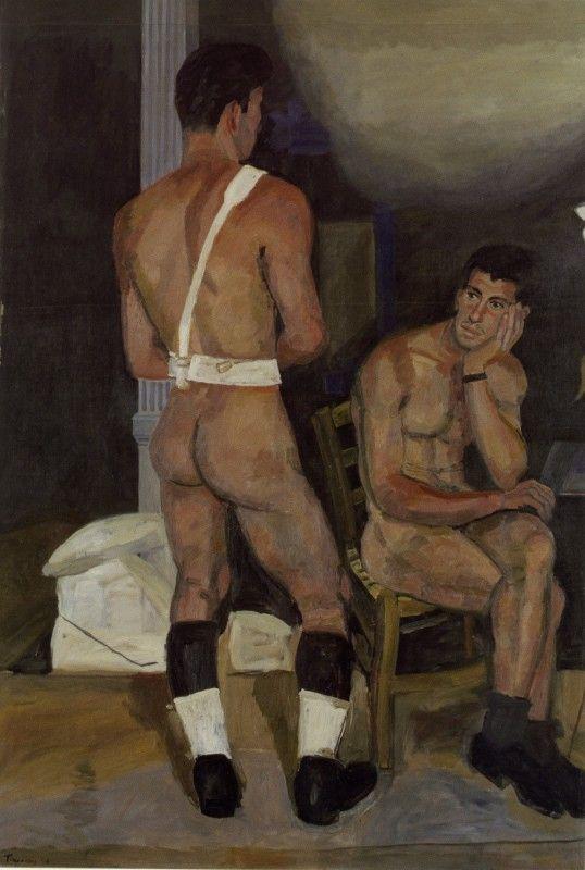 Naked gay greek gods