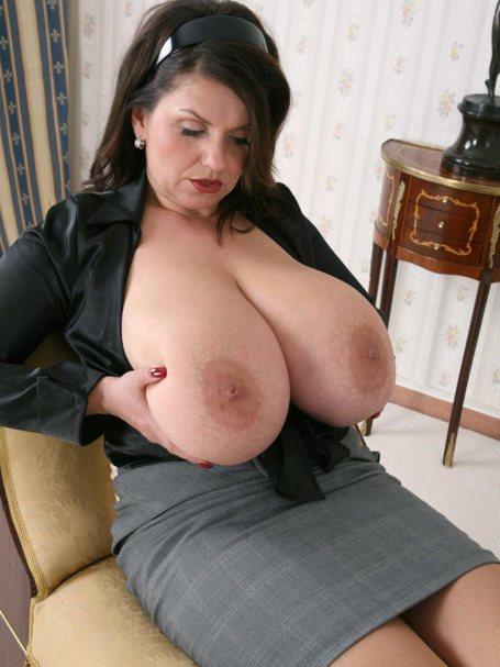 Tube monster boobs Monster Tits